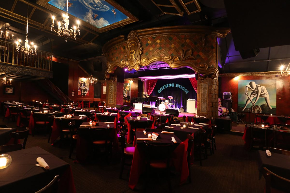 Nightlife Bars The Cutting Room Theater