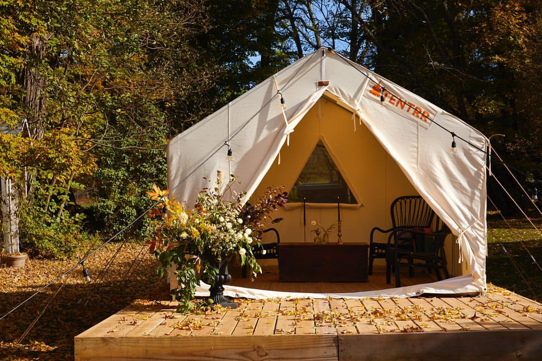 Day Trips and Travel Tentrr Camping Tent