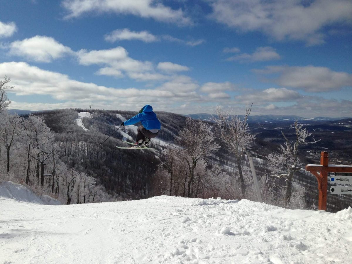 Day Trips and Travel Windham Mountain Professional Skier
