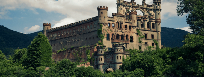 Day Trips and Travels Bannerman Castle Island Hudson Valley