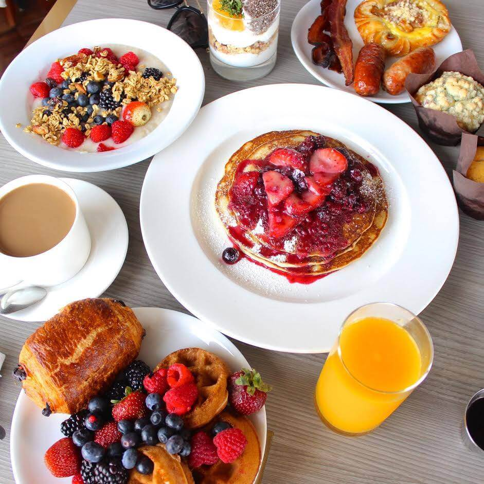 Day Trips and Travels Gurneys Montauk Resort Breakfast Options