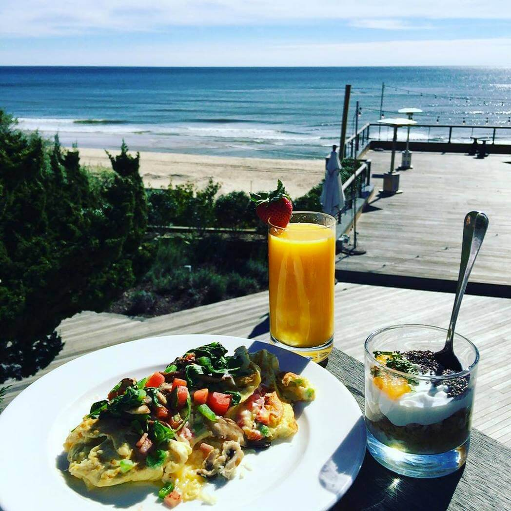 Day Trips and Travels Gurneys Montauk Resort Breakfast