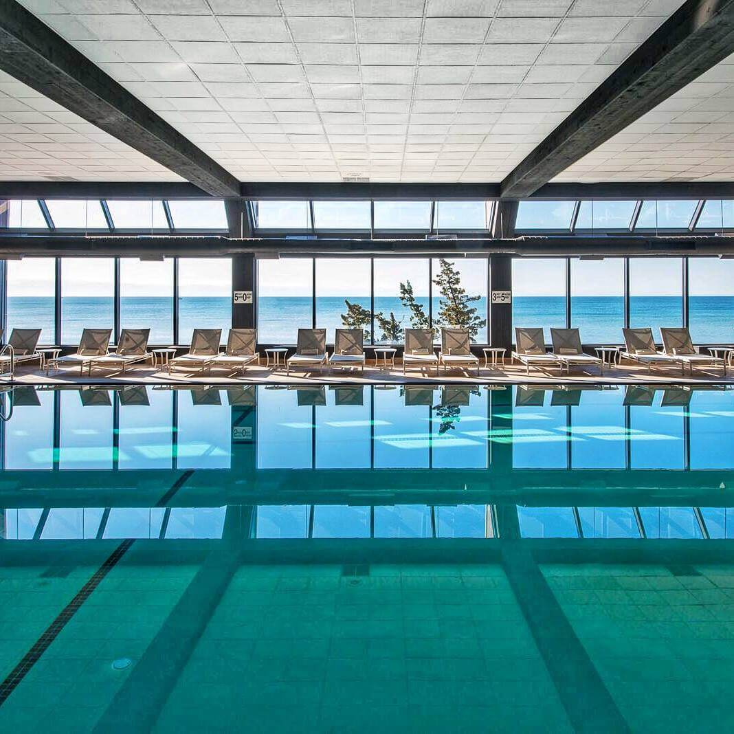 Day Trips and Travels Gurneys Montauk Resort Pool