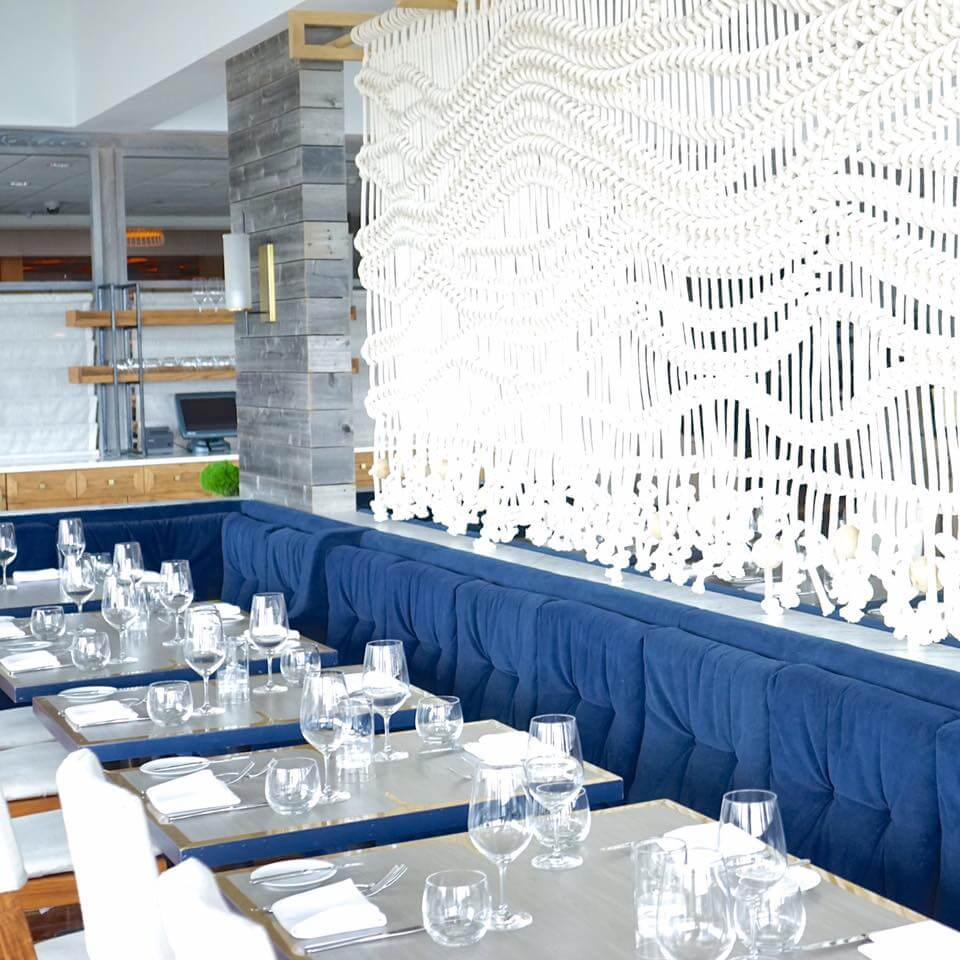 Day Trips and Travels Gurneys Montauk Resort Restaurant