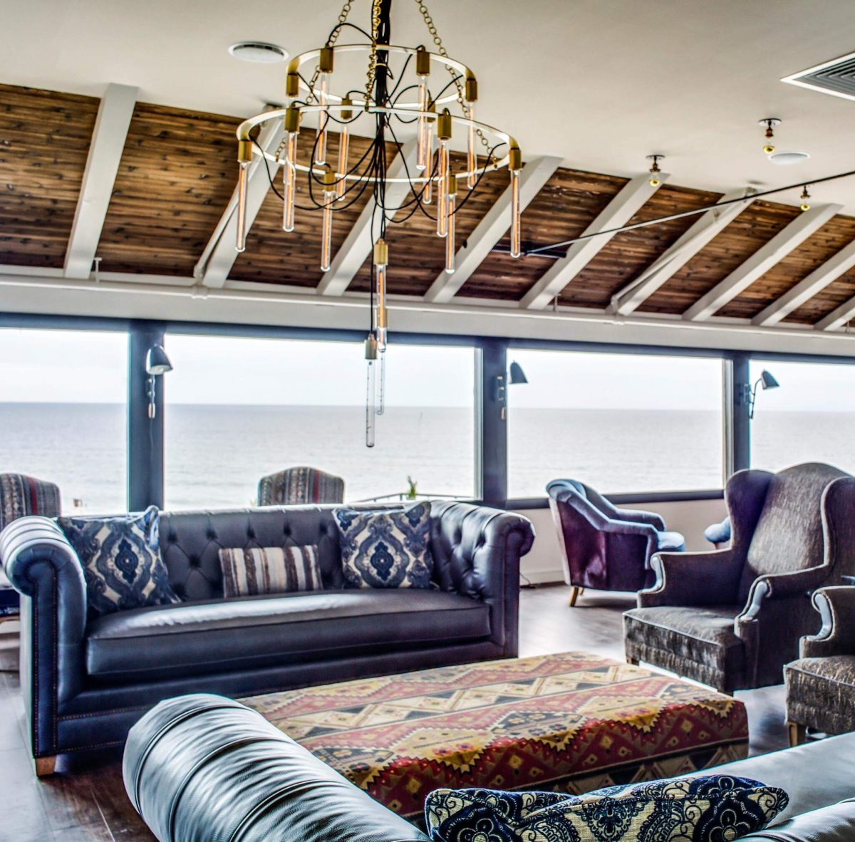 Day Trips and Travels Gurneys Montauk Resort Sofas