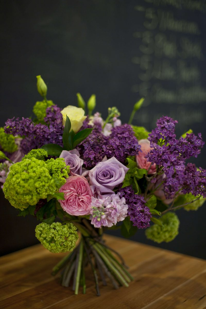 Events On Going Flower School Bouquet