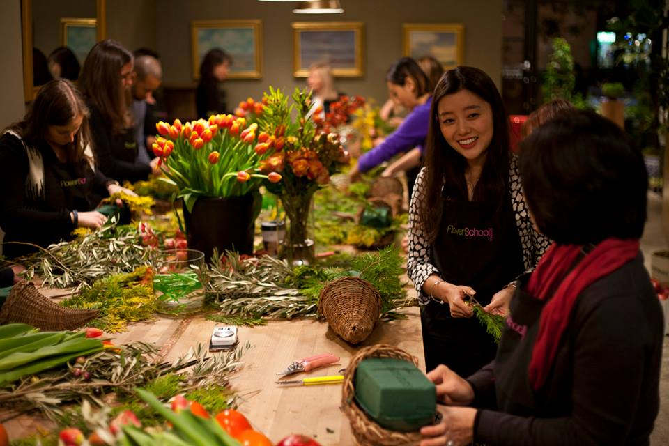 Events On Going Flower School Class
