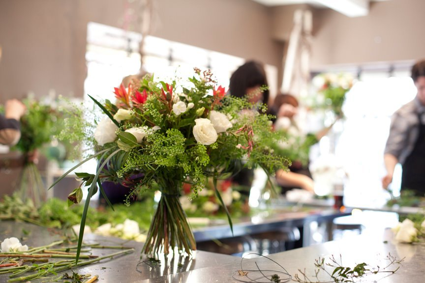 Events On Going Flower School Small Bouquet