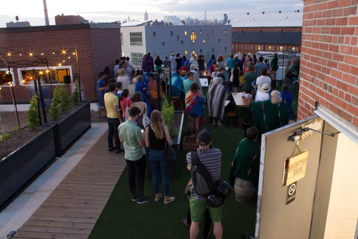 Events On Going Rooftop Reds Vineyard Brooklyn Event