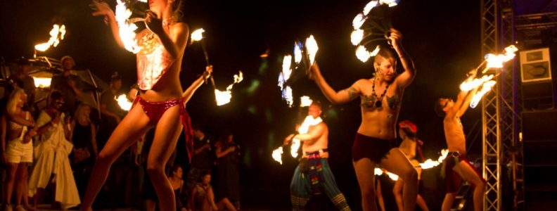 Events Up Coming Gratitude Migration 2016 Fire Dance