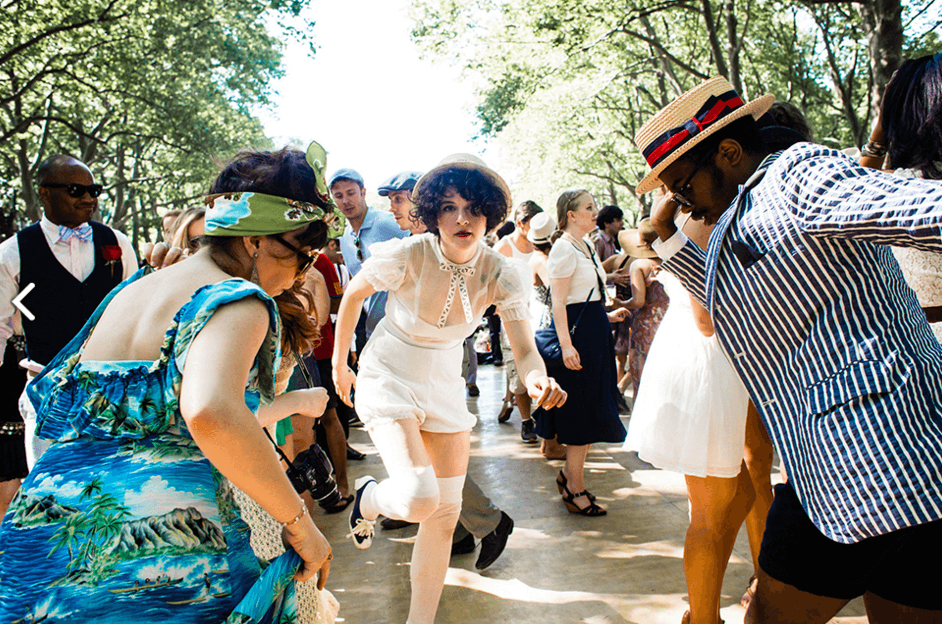 Events Up Coming Jazz Age Lawn Party by Walter Wlodarczyk Dancing