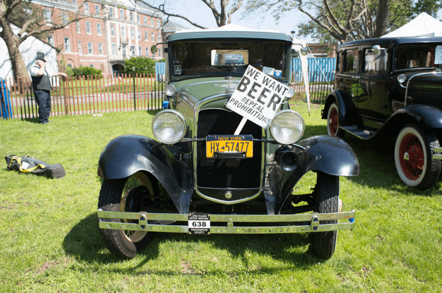 Events Up Coming Jazz Age Lawn Party by Walter Wlodarczyk Vintage Car