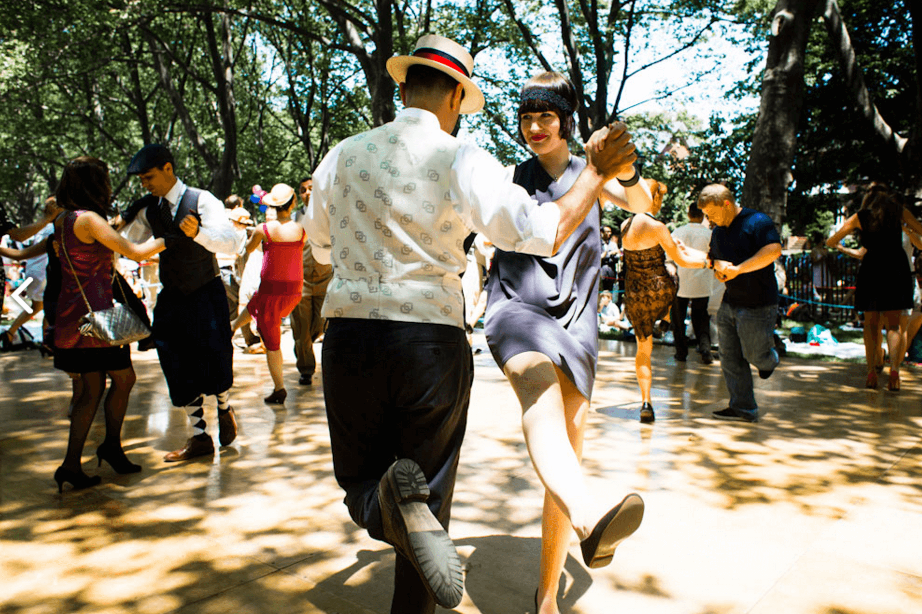 Events Up Coming Jazz Age Lawn Party by Walter Wlodarczyk