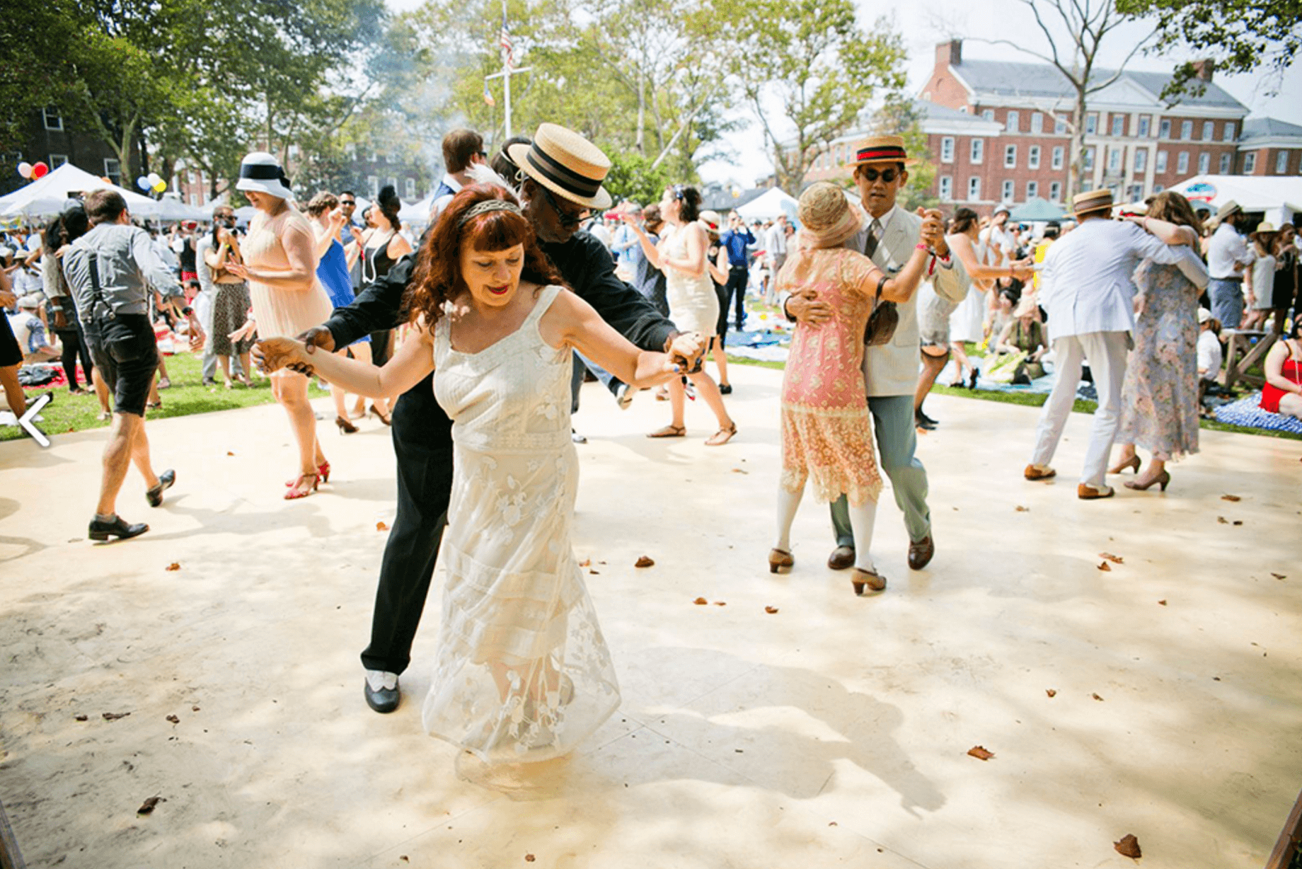 Events Up Coming Jazz Age Lawn Party by Whitney Browne