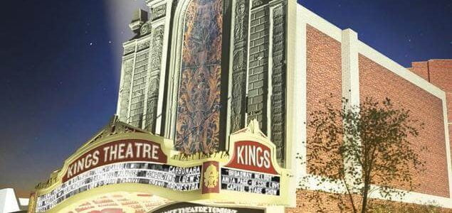 Events Up Coming Kings Theater Brooklyn Façade
