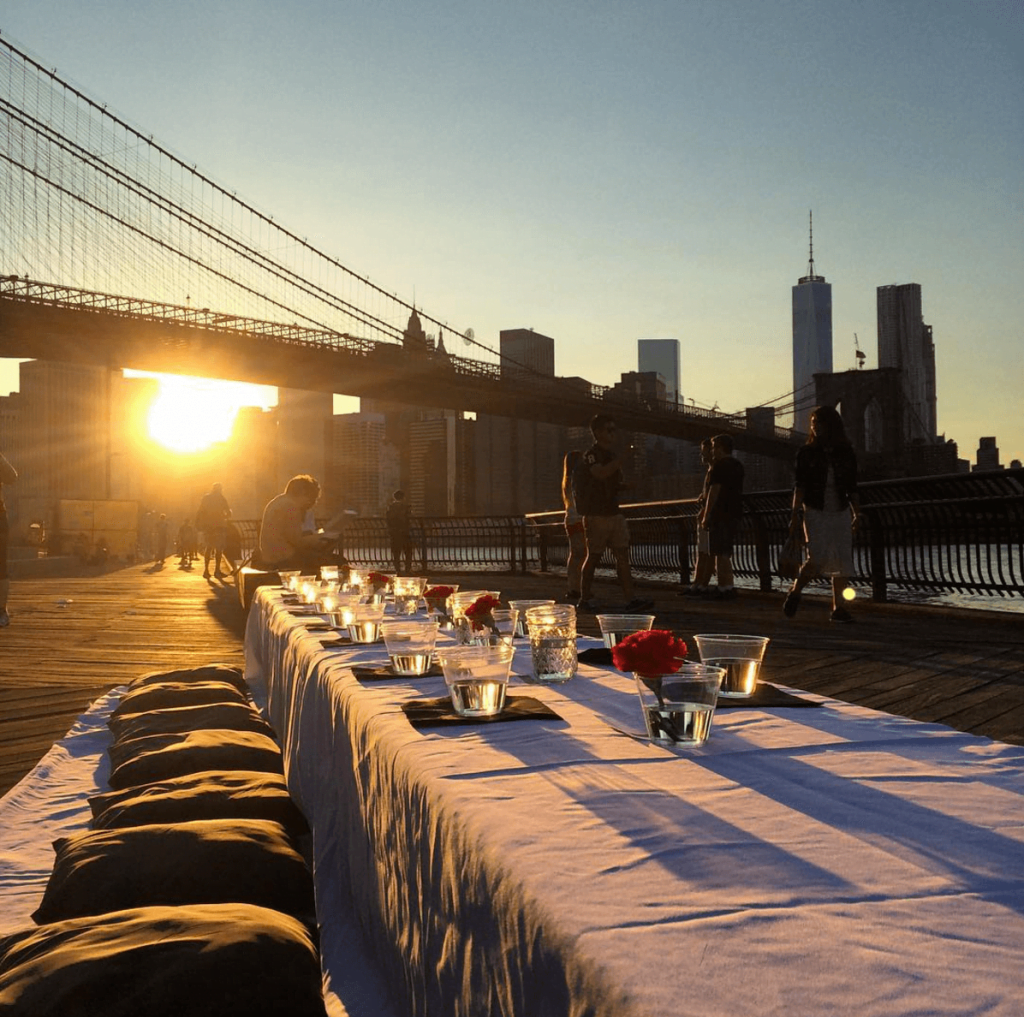 Events Up Coming Komeeda Dinner Under the Bridge