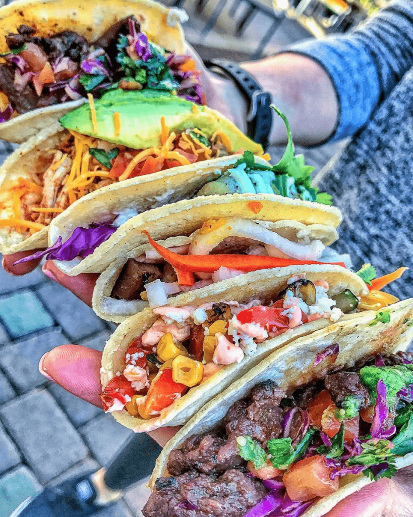 Events Up Coming Komeeda Food & City Taco Showdown NYC