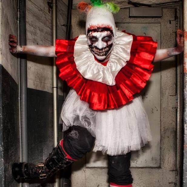 Events Up Coming NYC Halloween Blood Manor Clown