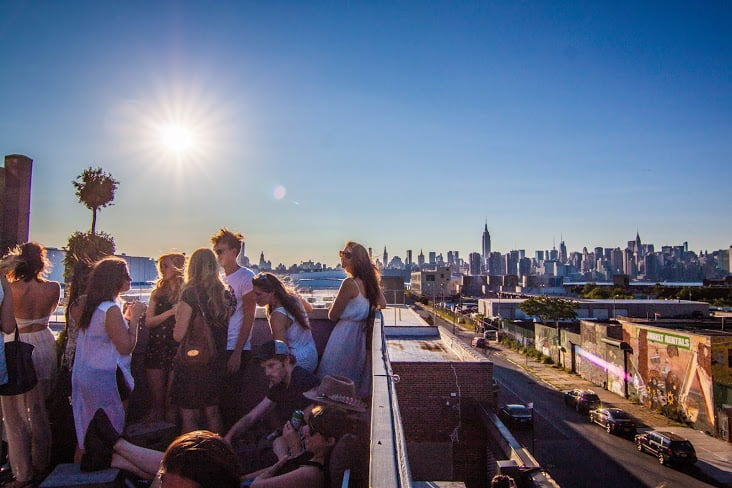 Events Up Coming Output Club Williamsburg Photo Credit Brooklynbased