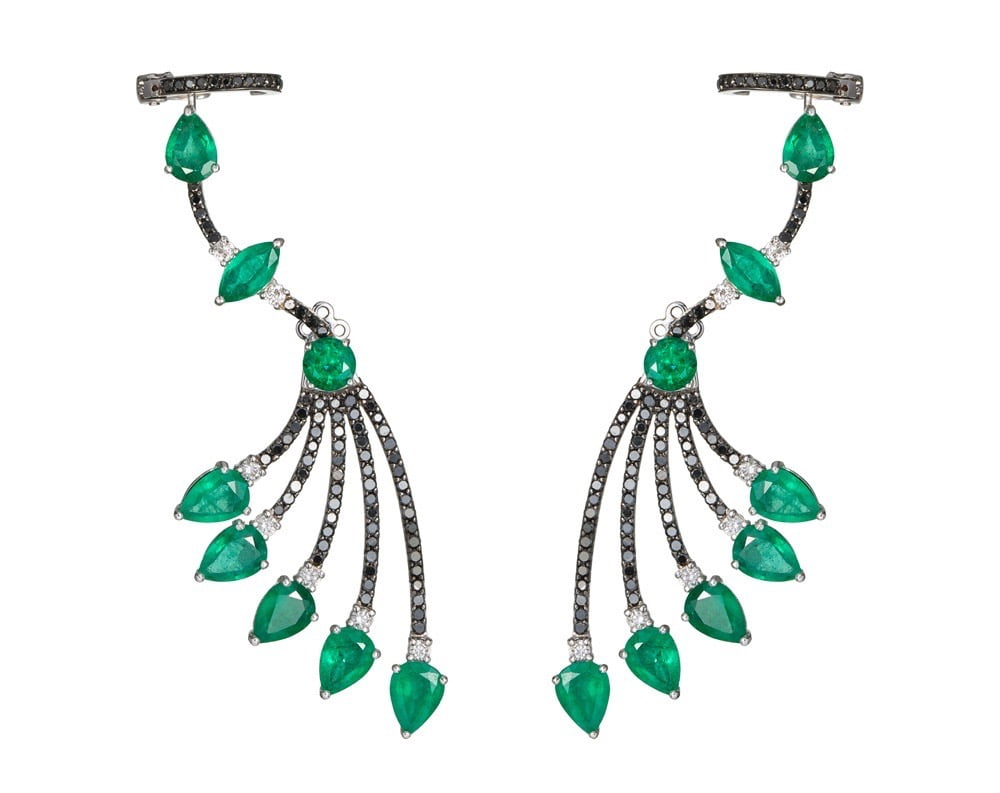 Our Experts Recaps Julls 2016 Jewelry Andrea Conti Emerald Earring