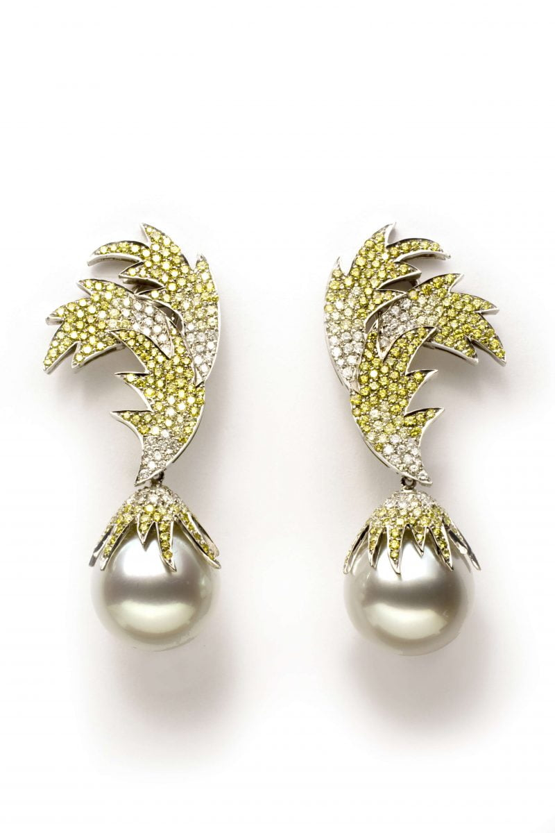 Our Experts Recaps Julls 2016 Jewelry Fizsman Pearl Earring
