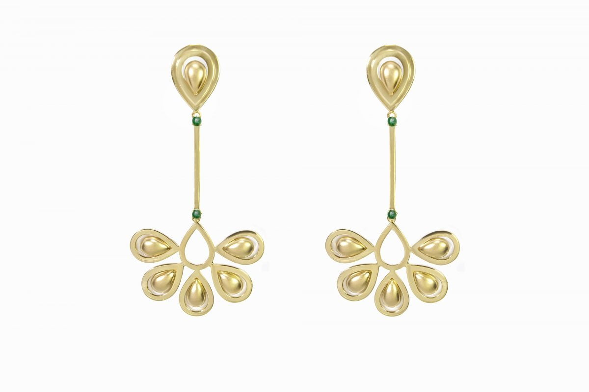 Our Experts Recaps Julls 2016 Jewelry Grifith Gold Earring
