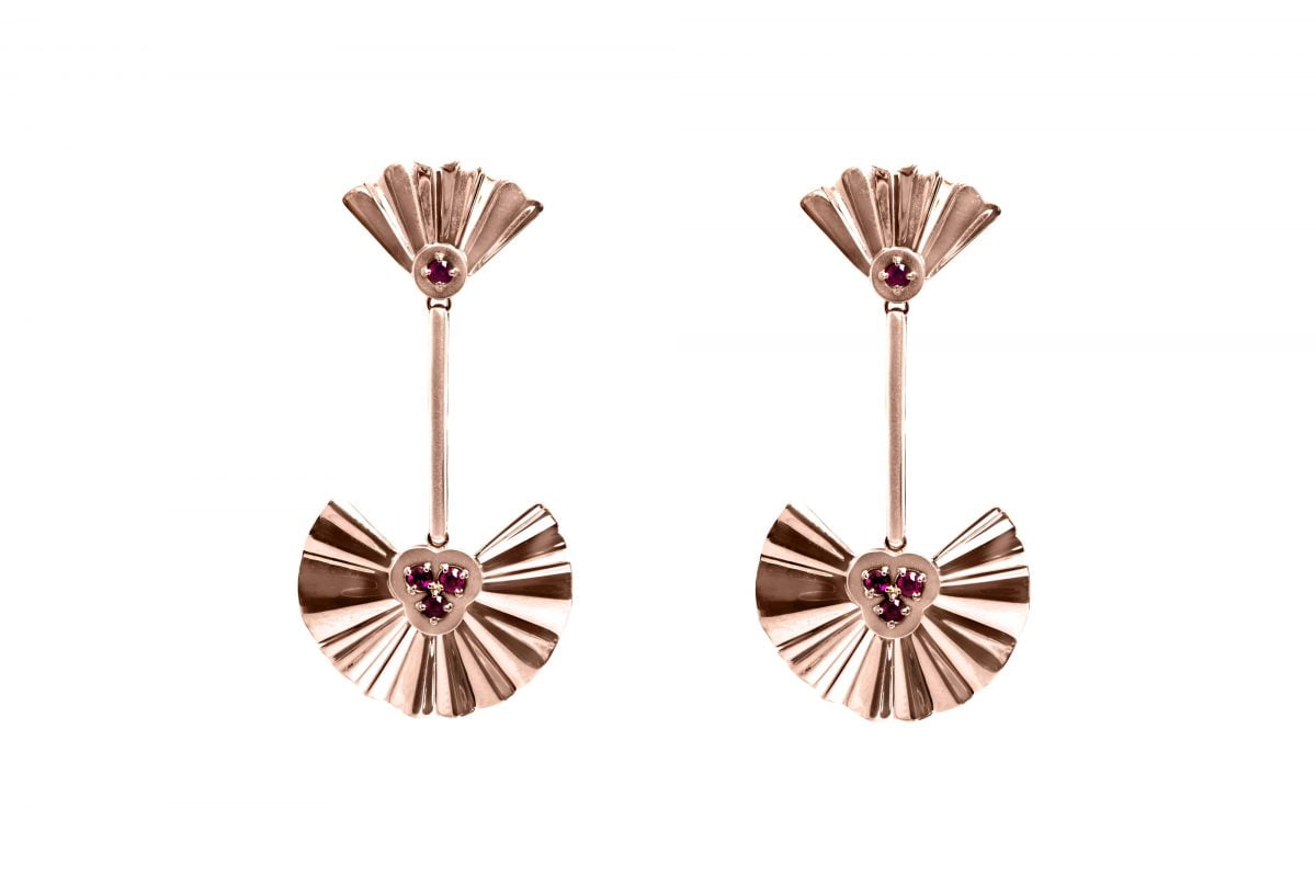 Our Experts Recaps Julls 2016 Jewelry Grifith Turquia Fan Rose Gold Ruby