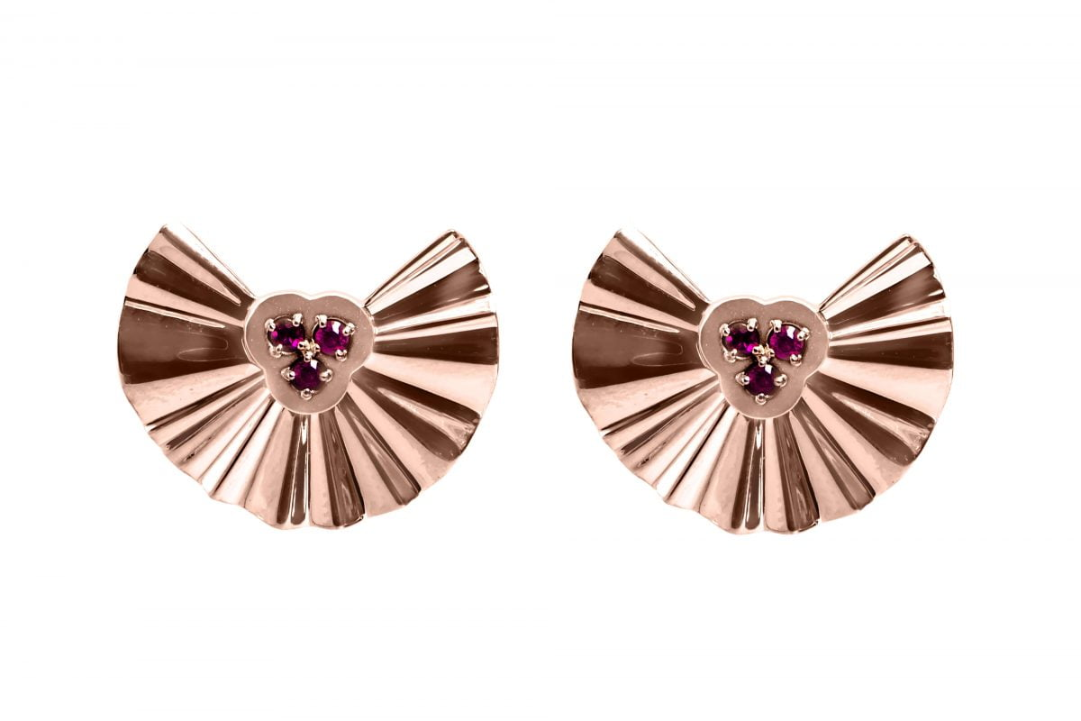 Our Experts Recaps Julls 2016 Jewelry Grifith Turquia Rose Gold Earring