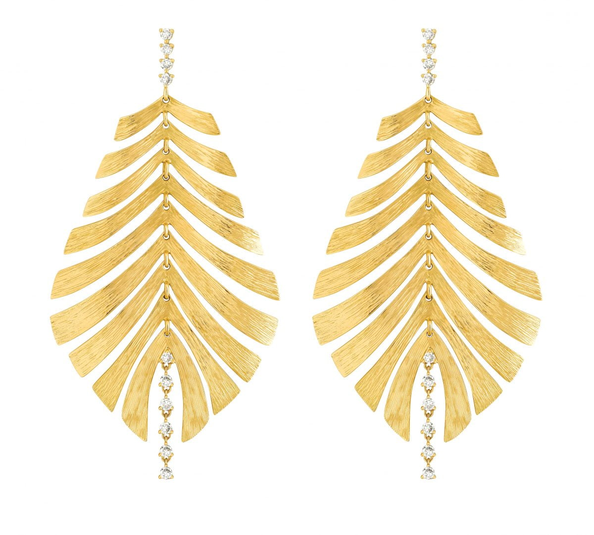 Our Experts Recaps Julls 2016 Jewelry Hueb Leaf Earring