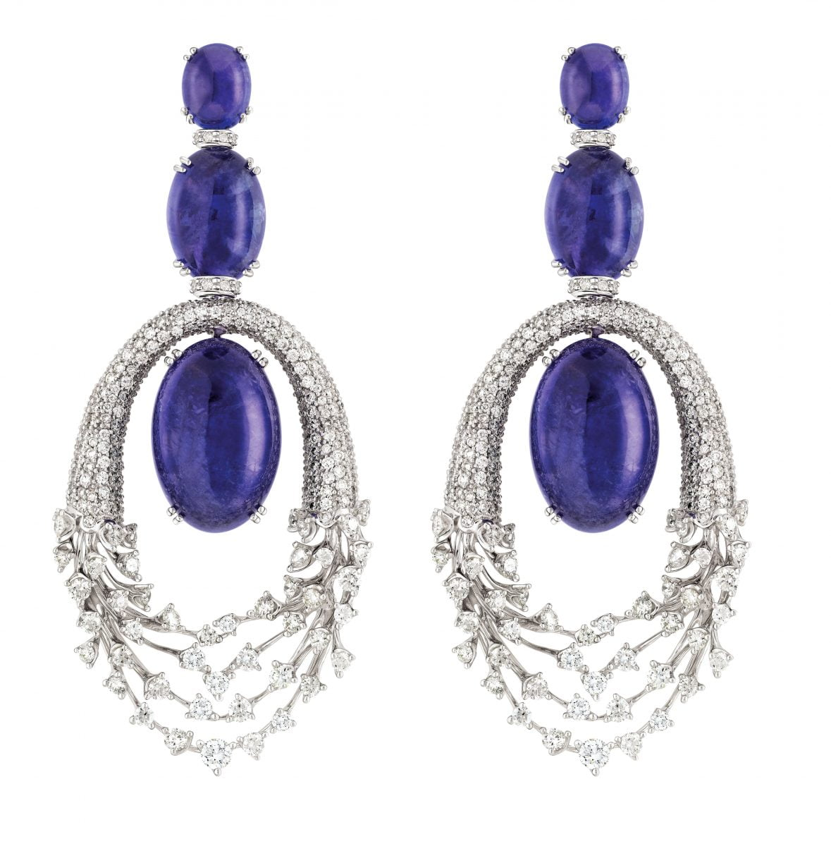 Our Experts Recaps Julls 2016 Jewelry Hueb Luminus Earrings Tanzanite