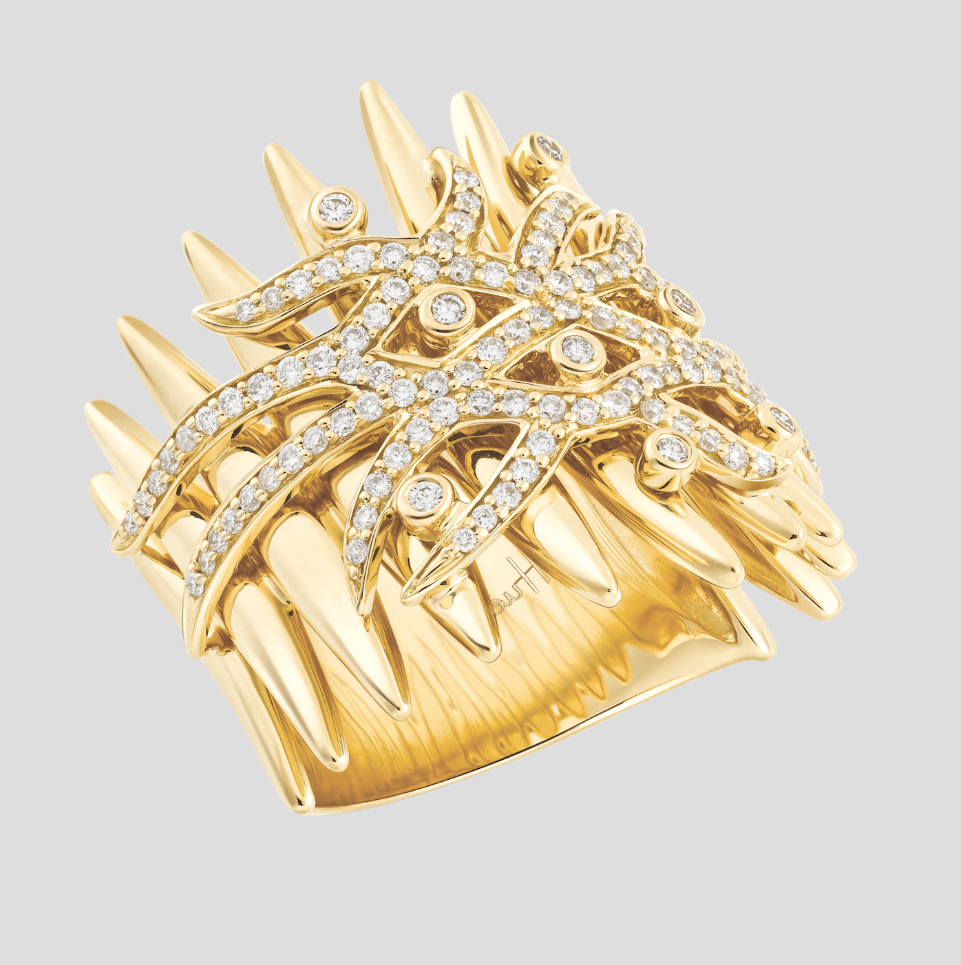 Our Experts Recaps Julls 2016 Jewelry Hueb Tribal Ring
