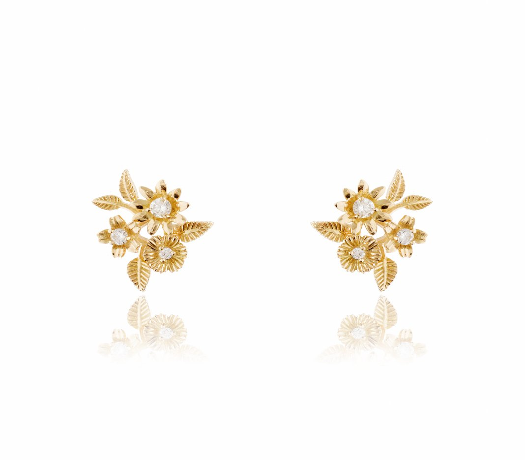 Our Experts Recaps Julls 2016 Jewelry Julia Blini Botanique Earring