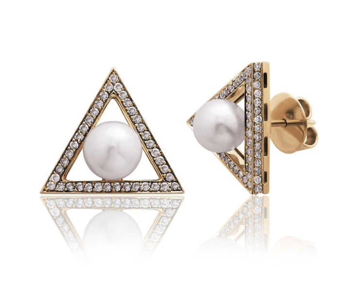 Our Experts Recaps Julls 2016 Jewelry Julia Blini Triangle Earring