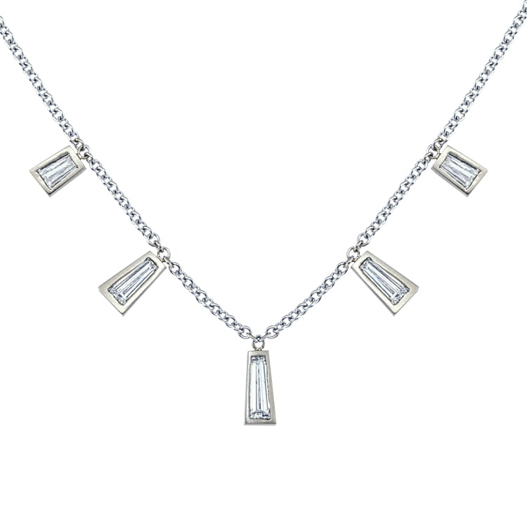 Our Experts Recaps Julls 2016 Jewelry Mary Esses Emerald Cut Necklace
