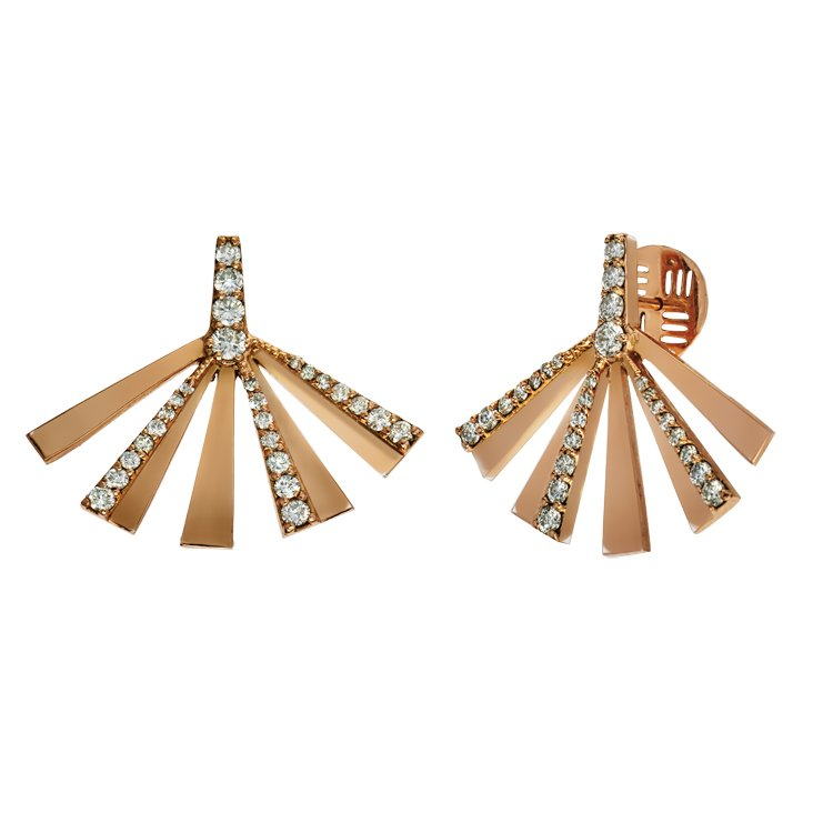 Our Experts Recaps Julls 2016 Jewelry Mary Esses Fan Earring