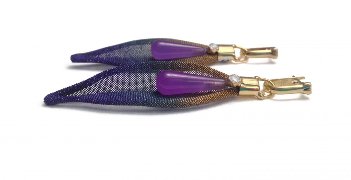 Our Experts Recaps Julls 2016 Jewelry Miriam Mamber Purple Earring