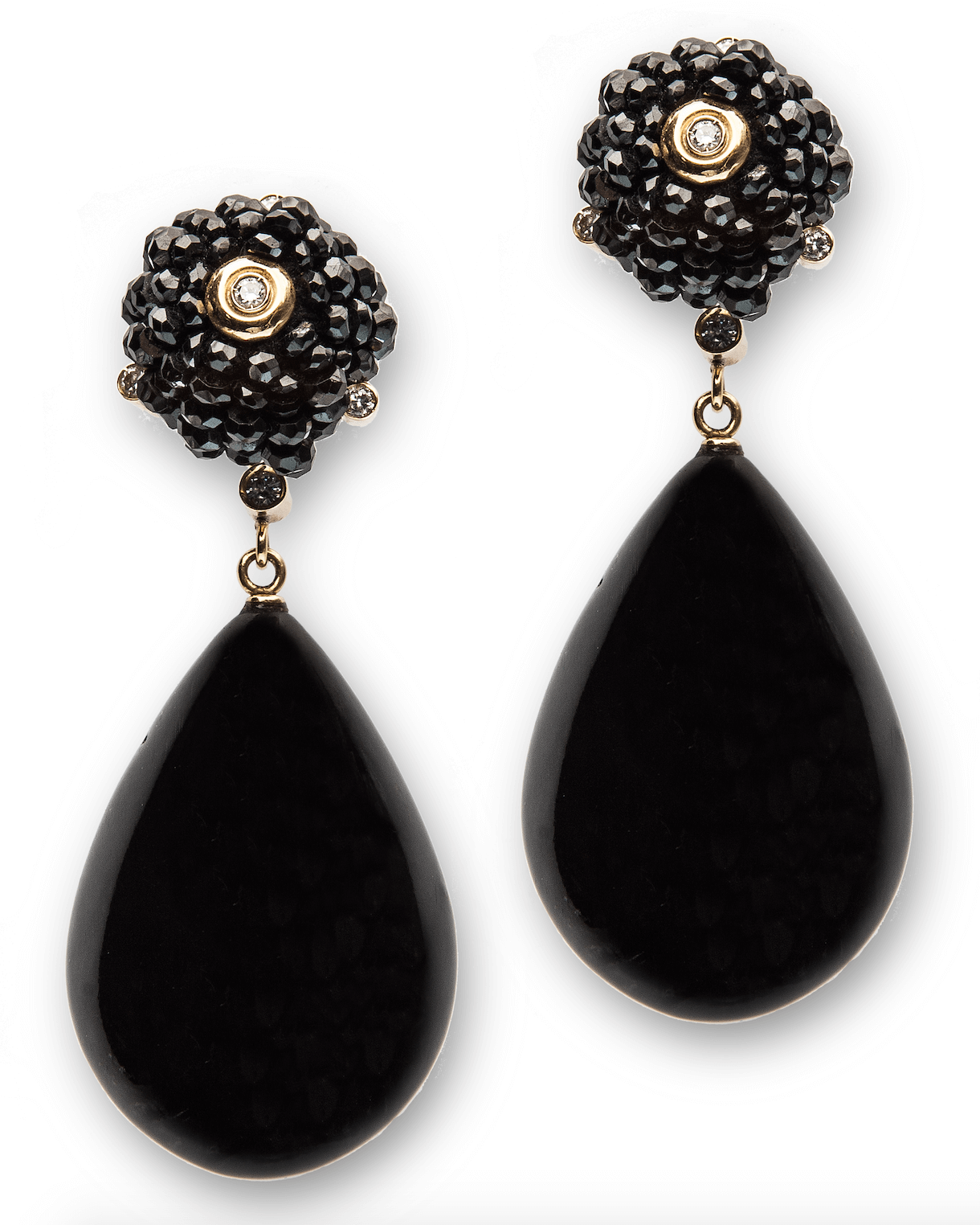 Our Experts Recaps Julls 2016 Jewelry Patricia Gotthilf Black Earring