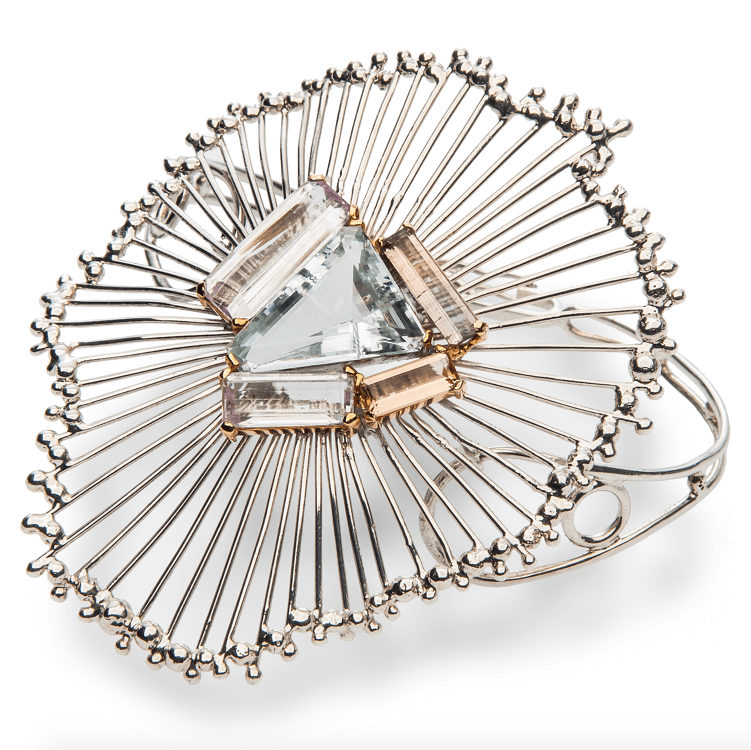 Our Experts Recaps Julls 2016 Jewelry Patricia Gotthilf Cage Bracelet