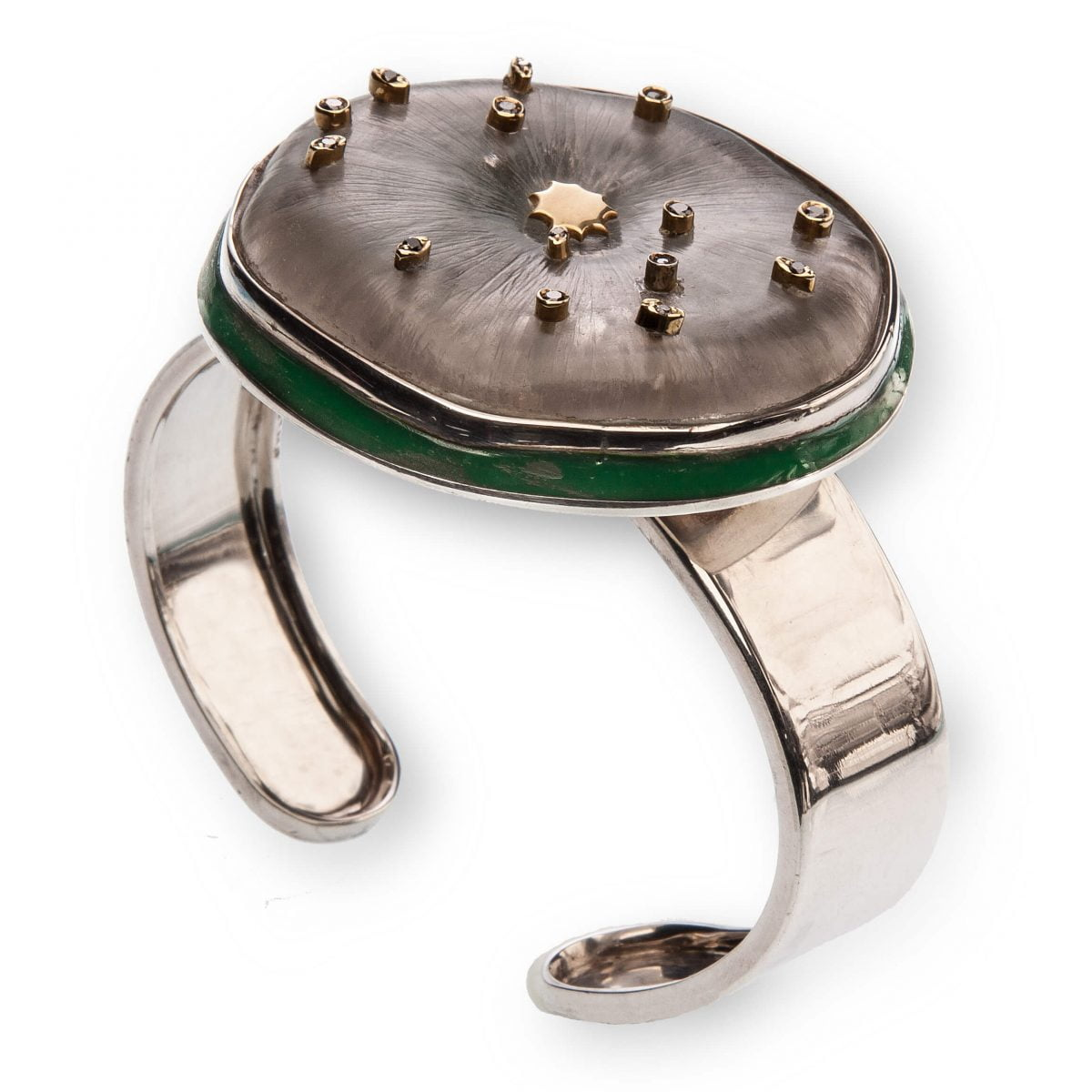 Our Experts Recaps Julls 2016 Jewelry Patricia Gotthilf Mushroom Bracelet