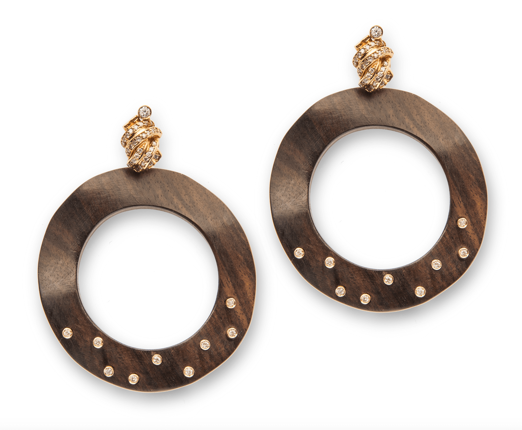 Our Experts Recaps Julls 2016 Jewelry Patricia Gotthilf Wooden Earring