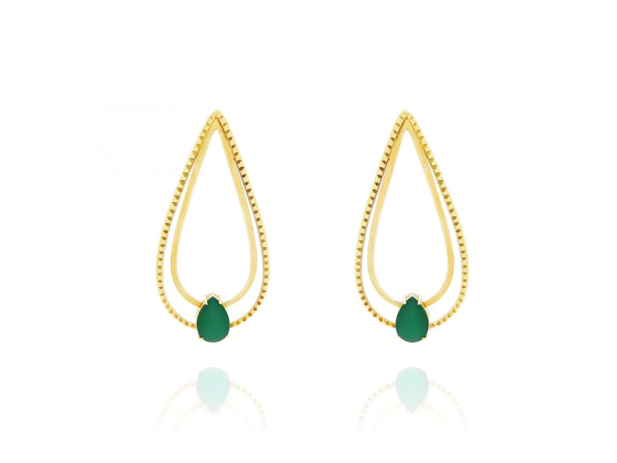 Our Experts Recaps Julls 2016 Jewelry Pri Wolff Feres Earring Green