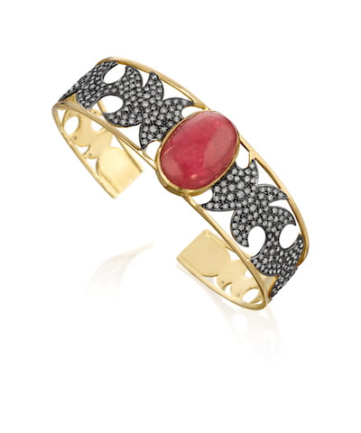 Our Experts Recaps Julls 2016 Jewelry Roberta do Rio Bracelet Red Burning