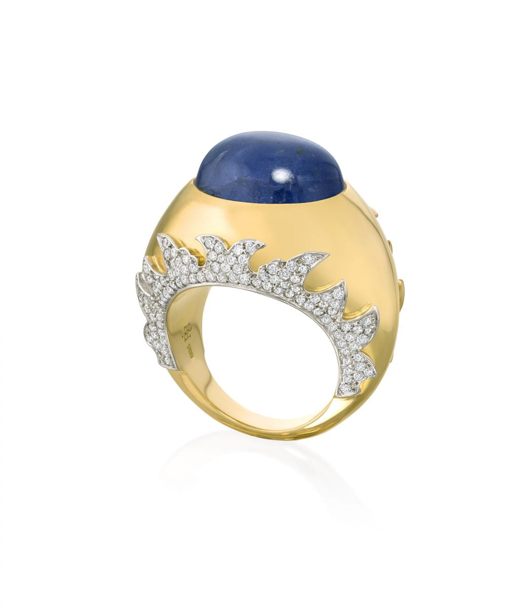 Our Experts Recaps Julls 2016 Jewelry Roberta do Rio Majorelle Ring