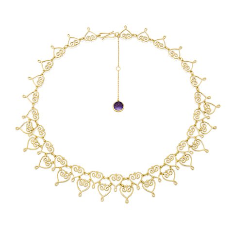 Our Experts Recaps Julls 2016 Jewelry Roberta do Rio Mellah Necklace