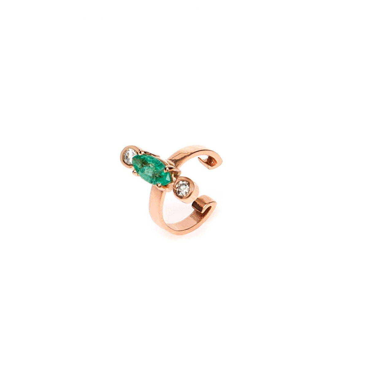 Our Experts Recaps Julls 2016 Jewelry Victoria Sayeg Emerald Piercing