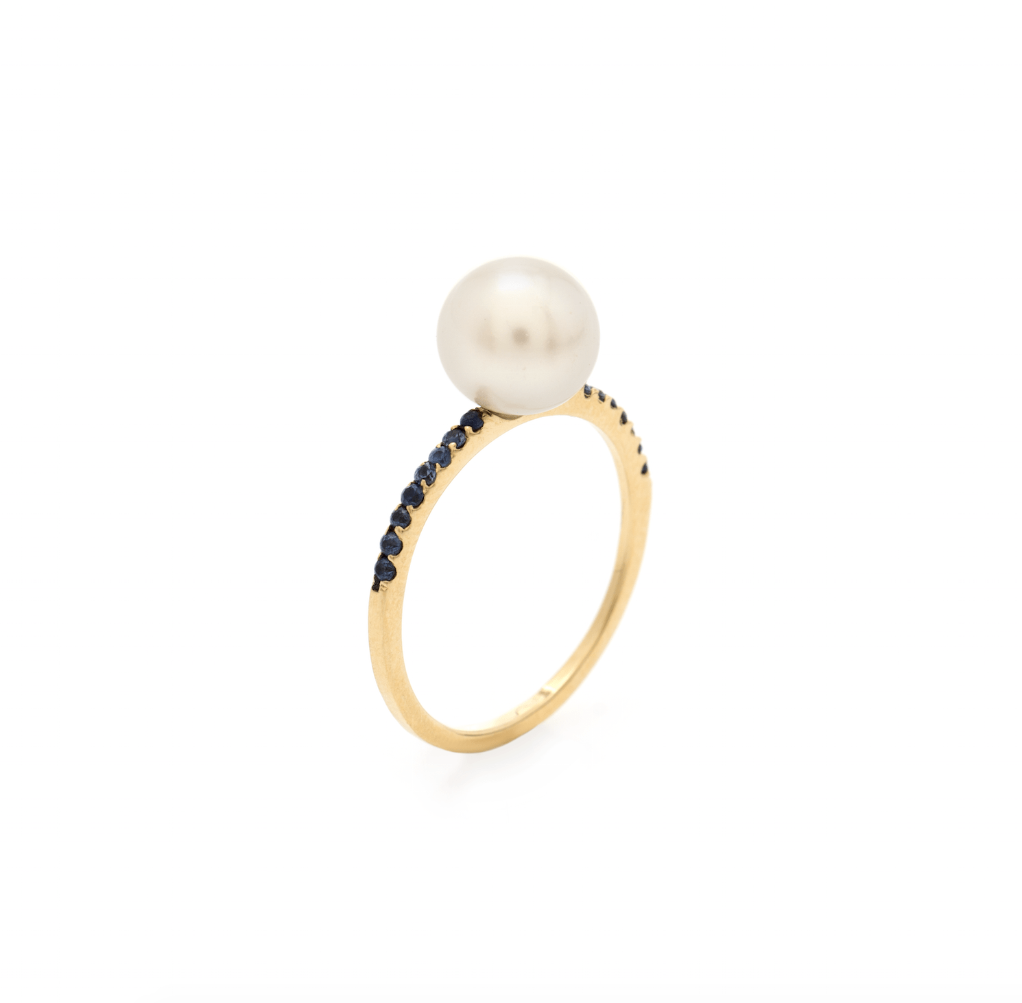 Our Experts Recaps Julls 2016 Jewelry Victoria Sayeg Pearl Black Diamond Ring