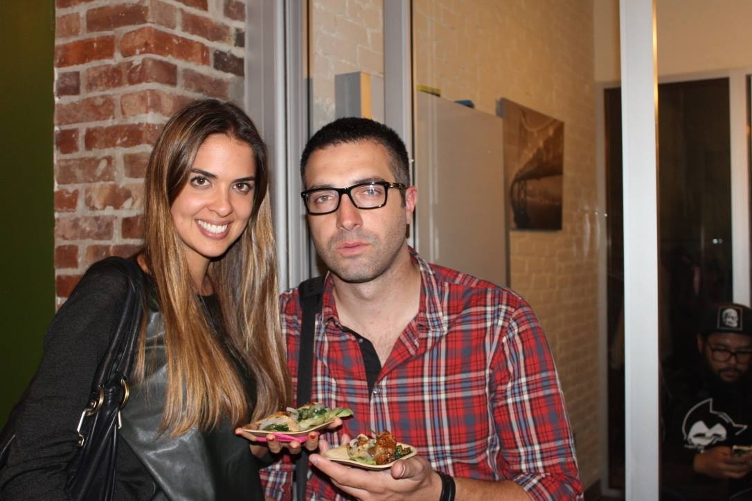 Our Experts Recaps Komeeda Chefs Showdown 2015 Fernanda Paronetto and Friend