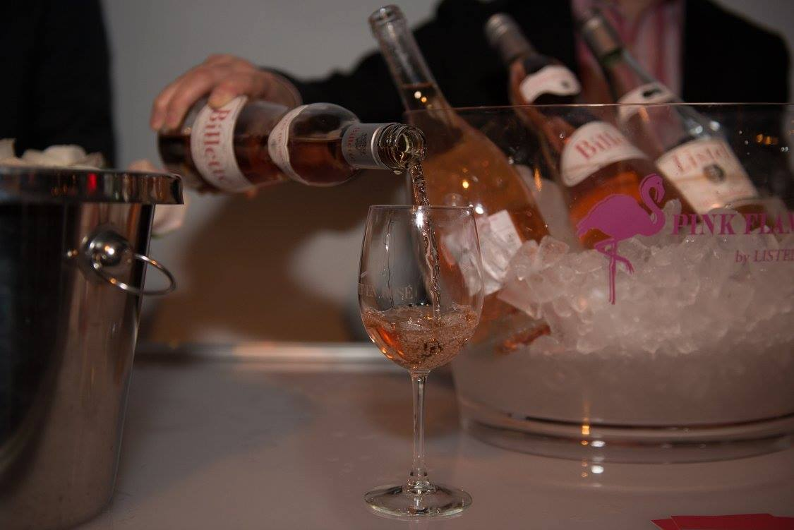 Our Experts Recaps La Nuit en Rose NYC Edition Serving Wine