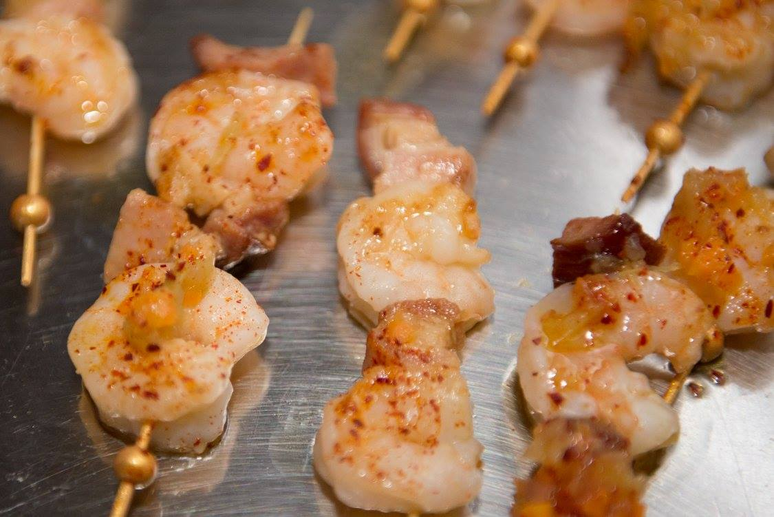 Our Experts Recaps La Nuit en Rose NYC Edition Shrimp
