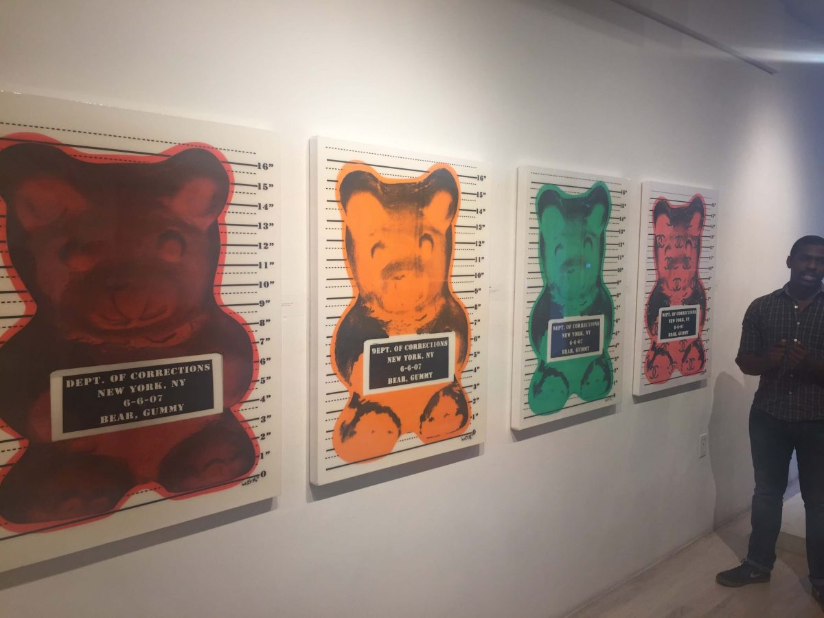 Our Experts Recaps Uncover LES Tour Art Works
